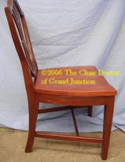 Frame chair
